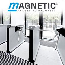magnetic-autocontrol-turnstile-gate-dubai-uae