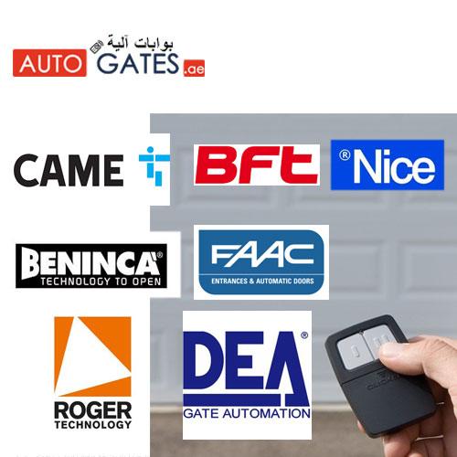 Gate Remote Control, Automatic Gate Remote Control UAE - Auto Gates