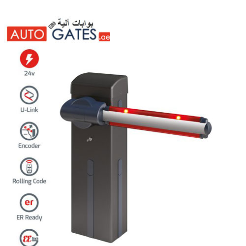 BFT Giotto Gate barrier Dubai, BFT Giotto Spare parts Dubai - Auto gates UAE
