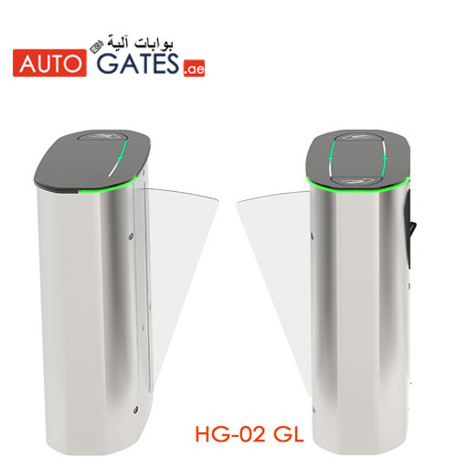 CAME OZAK Speed gate, HG-02-GL-S Speed gate Dubai-Auto gates