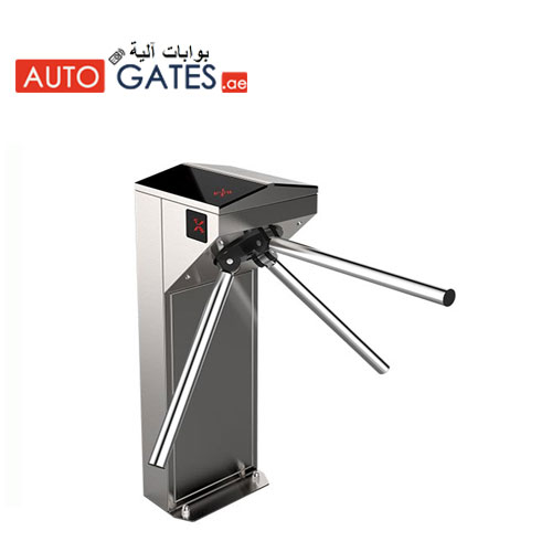 TISO Tripod Turnstile, TISO Centurion M Turnstile Gate - Auto Gates Dubai