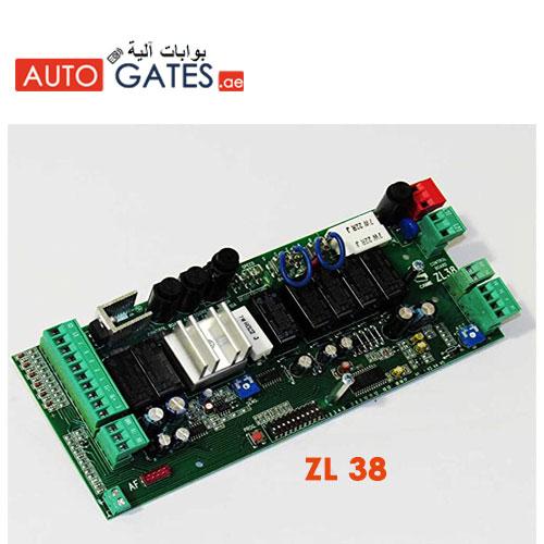 CAME ZL 38, CAME ZL 38 Control Board, CAME ZL 38 Control Board Dubai, UAE