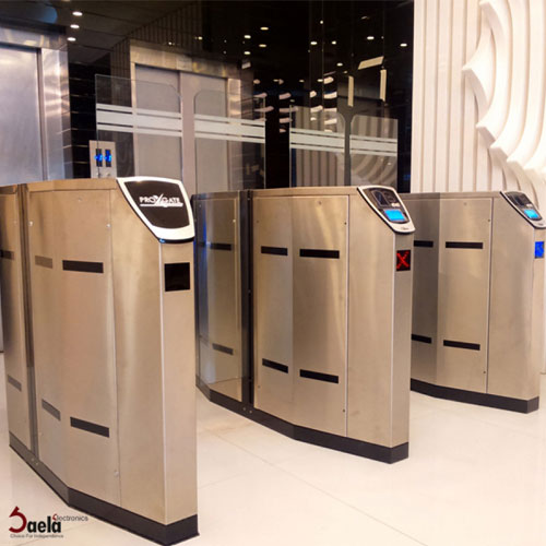 SAELA Turnstile, SAELA Distributor UAE - Auto gates UAE