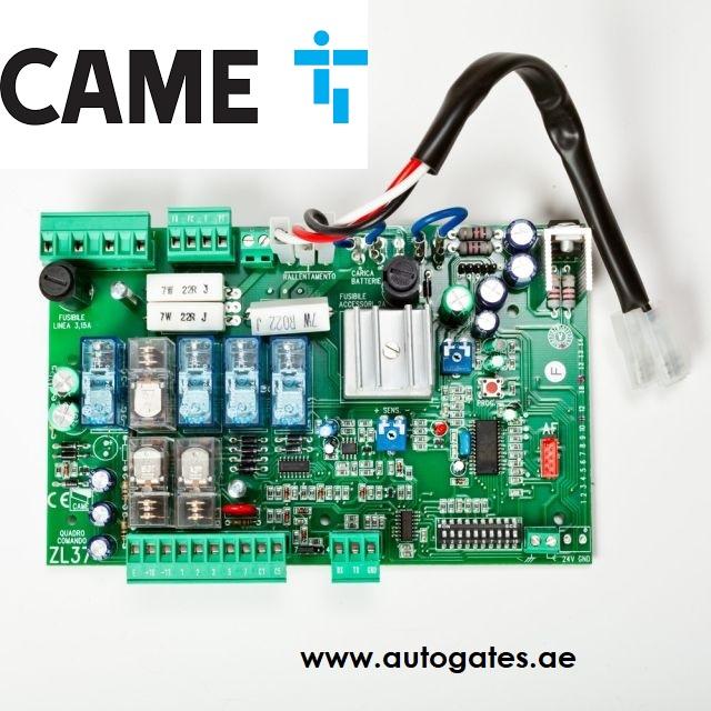 ZL 37-CAME gate barrier control board | G4000/G6000 Board Dubai, Sharjah, Ajman, UAE