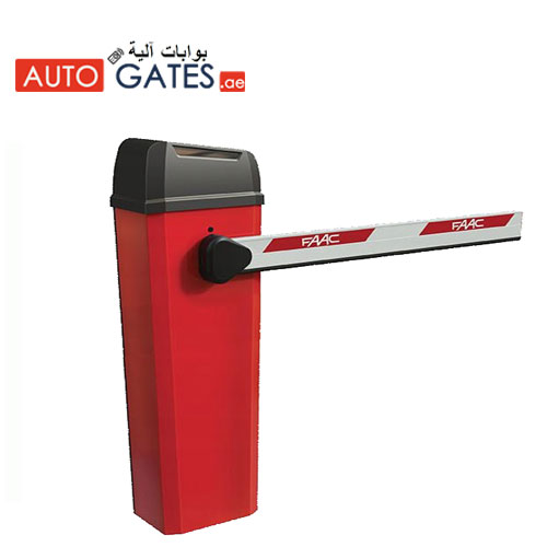 FAAC B614 gate barrier, FAAC B614 gate barrier Dubai-FAAC UAE